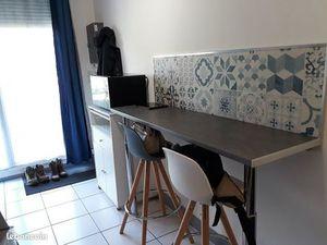Studio duplex meublé