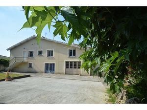 Dept 82 Moissac maison T11 d'en 276 m² hab sur 2000 m² de terrain