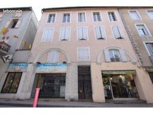 T3 Foix centre 3ieme étage