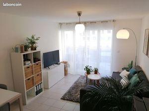 Neudorf 2 pièces – 2ème étage – Calme côté cour