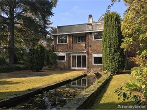 Villa avec garage et 5 chambres  Uccle (VAR84515)