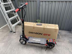 DRAGON GTR SCOOTER