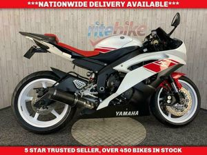 YAMAHA YZF R6 CARBON EXAHUST SUPER SPORTS BIKE 2008 58   IN LOW MOOR, WEST YORKSHIRE   GUM