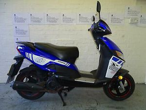 MOTORINI GP 125I GP125 VIDEO TOUR AND SOCIAL DISTANCE DELIVERY AVAILABLE