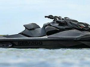SEA-DOO RXP-X 300 X RS 2022 TRIPLE BLACK W/ AUDIO