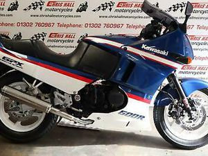 1989 KAWASAKI GPX600, A NICE EXAMPLE