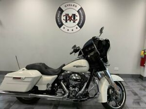 2014 HARLEY DAVIDSON FLHXS STREET GLIDE SPECIAL 16477 MILES CHICAGO CYCLES A