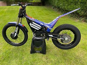 2021 ELECTRIC MOTION EPURE SPORT ELECTRIC TRIALS BIKE, ROAD REGISTERED