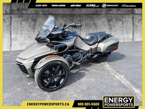 CAN-AM CAN-AM SPYDER F3 T 2020 USED MOTORCYCLE FOR SALE IN OAKVILLE
