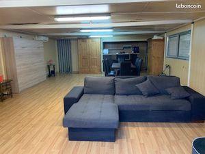Loft 70m2 dans bungalow sur propriété à 5 mns d'Avignon