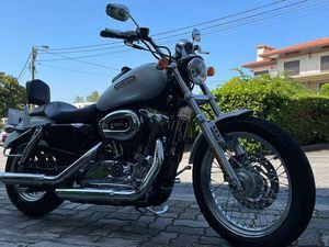 HARLEY DAVIDSON XL 1200 L LOW