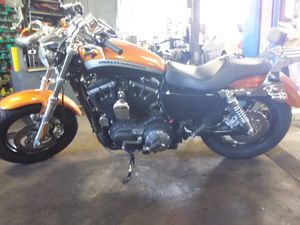 HARLEY-DAVIDSON SPORTSTER XL CA 1200CC