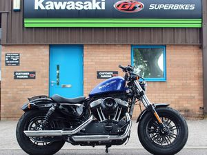 HARLEY-DAVIDSON SPORTSTER 1200 FORTY EIGHT SPECIAL 1202CC