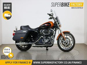 HARLEY-DAVIDSON SPORTSTER XL 1200 T SUPERLOW - BUY ONLINE 24 HOURS A DAY 1202CC