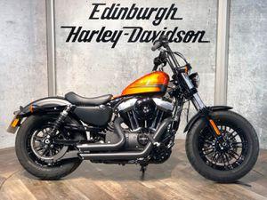 HARLEY-DAVIDSON SPORTSTER XL1200X FORTY-EIGHT 1200CC