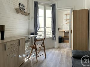 Vente studio de 15 m²