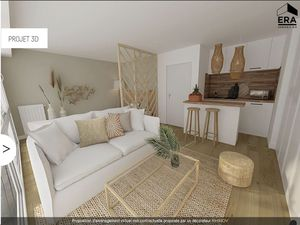 Vente studio de 32 m²