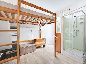 Vente studio de 12 m²