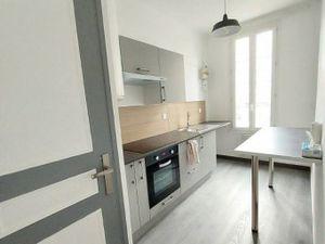 APPART. T2 de 44 m² env. avec 1 place de parking privé + 1 cave privé à l'extérieur de l'i