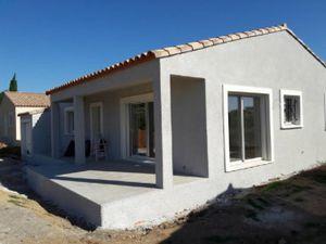 secteur 'Campane'  villa 4 faces plain-pieds  de type V  de 113 m² hab. - NARBONNE  secteu