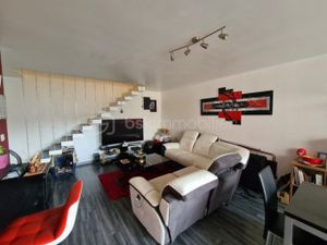 Très beau T2 de 61 m² ( loi carrez ) 70 m² ( hors carrez) au bord du canal de Brienne en t