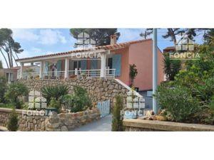 NARBONNE-PLAGE  Magnifique villa hors copropriété sur les hauteurs de la station  plain pi