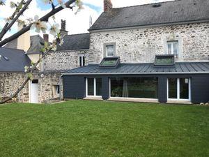 Située sur le secteur de Mayenne  venez découvrir à la vente cette superbe maison de bourg