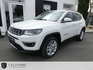 JEEP COMPASS 1.3 150 DCT LIMITED