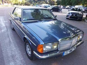 MERCEDES-BENZ - 230 CE (W123) - 1984