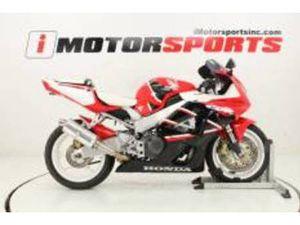 2001 HONDA CBR900