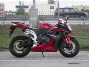 HONDA CBR600RR MOTORCYCLE