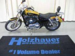 2008 H D XL 1200C SPORTSTER 1200 CUSTOM
