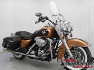 2008 HARLEY DAVIDSON FLHRC ROAD KING CLASSIC 105TH ANNIVERSARY W