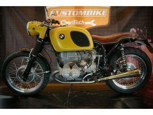 BMW R75/5 CHROMRADSTER CAFERACER GERITECH SCRAMBLER