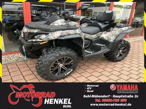 CFMOTO CFORCE 1000 V2 EFI 4×4 XL DLX -SOFORT IN CAMO