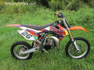2013 KTM 85 SX