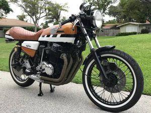 1975 HONDA CB750 SS