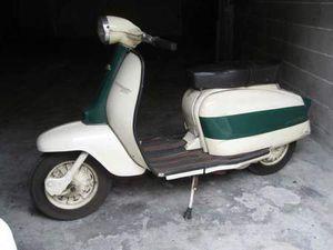LAMBRETTA LI 125 DEL 1963.