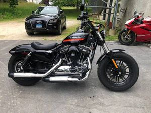 2018 HARLEY-DAVIDSON FORTY EIGHT XL 1200 X