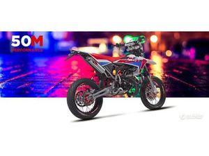 SUBITO IMPRESA+ - TAVELLA MOTO - FANTIC MOTOR MOTARD 50 PERFORMANCE- 2020