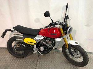 FANTIC MOTOR CABALLERO 125 SCRAMBLER RIF 9021590 - ANNUNCI TORINO