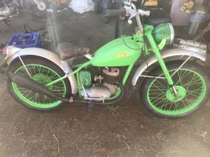 BSA BANTAM 125CC 1951 COMPETITION LIMITED EDITION