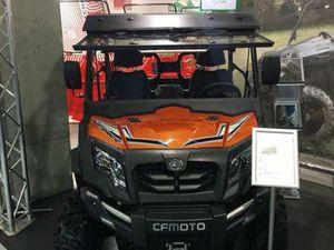 SSV / CF-MOTO UFORCE 550 & UFORCE 800EPS / DES FR. 13.390.