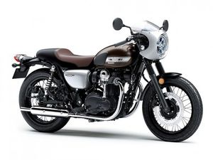 KAWASAKI W 800 ABS CAFE MY20
