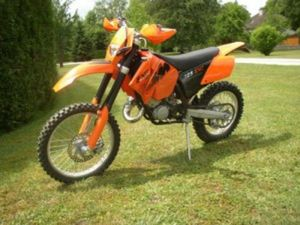 ANNONCE CROSS KTM EXC 125