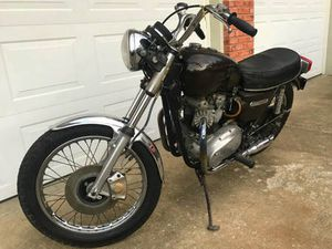 1973 TRIUMPH 750 TIGER (5 SPEED)
