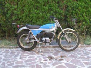 BULTACO ALPINA 250 1973 - ANNUNCI PADOVA