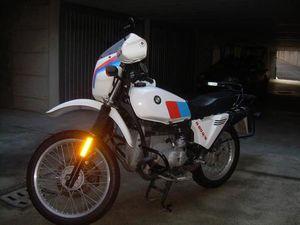 VENDO BMW R 80 G/S D;EPOCA A MACHERIO (CODICE 7631481)
