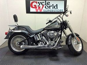 HARLEY-DAVIDSON FLSTF - FAT BOY® 2008 USED MOTORCYCLE FOR SALE IN TORONTO