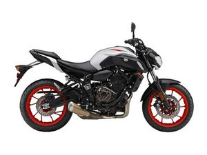 YAMAHA MT-07 MATTE LIGHT GRAY 2019 NEW MOTORCYCLE FOR SALE IN OTTAWA